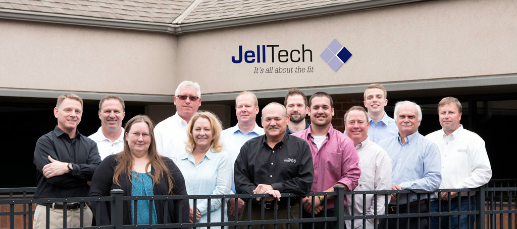 JellTech Team Photo